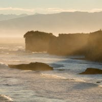 Cape Foulwind, South Island, New Zealand