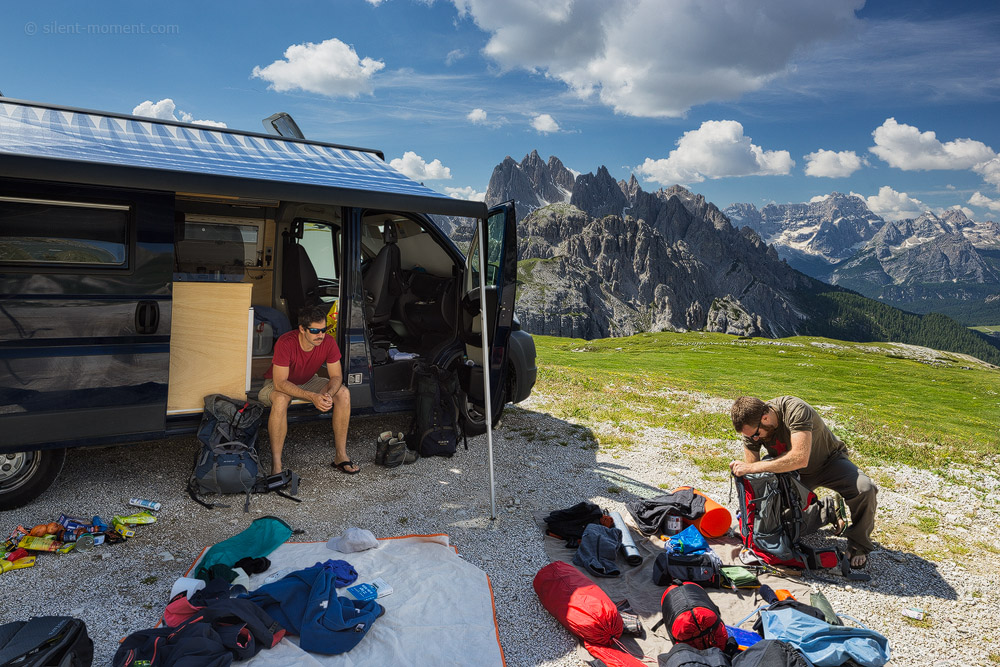 Camper Alps Dolomits