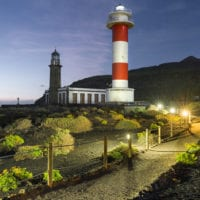 Lighthouse La Palma