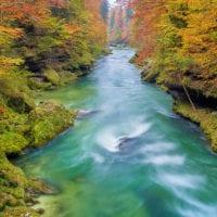 Salza River, Styria, Austria