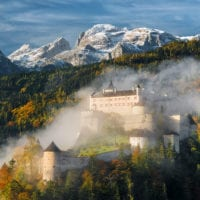Werfen Castle, Salzburg