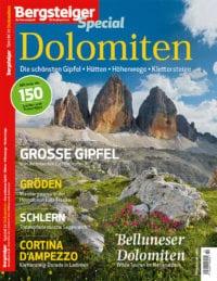 Bergsteiger Cover Drei Zinnen